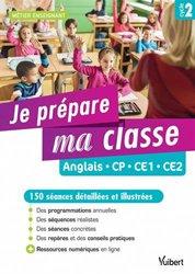 PREPARE CLASSE ANGLAIS CYCLE 2