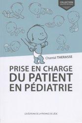 Prise en charge du patient en pediatrie