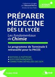 Préparer Médecine dès le lycée, les fondamentaux de Chimie