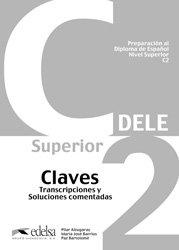 Preparacion al Diploma de Español C2 : Claves
