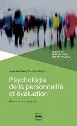 Psychologie de la personnalité et évaluation