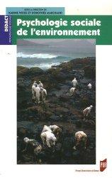 Psychologie sociale de l'environnement