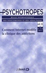 Psychotropes- comment internet modifie la clinique des addictions