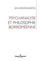 Psychanalyse et philosophie borroméenne
