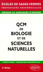 QCM de biologie et de sciences naturelles