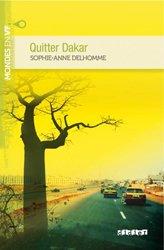 Quitter Dakar - Livre + mp3