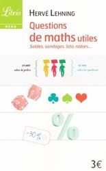 Questions de maths utiles