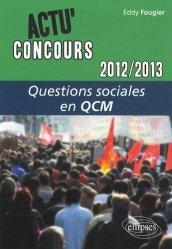 Questions sociales 2012-2013 en QCM