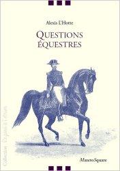 Questions équestres