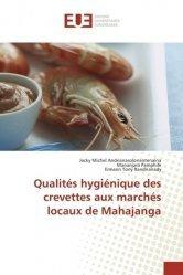 Qualités hygiénique des crevettes aux marchés locaux de Mahajanga