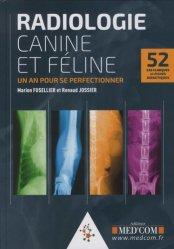 Radiologie canine et féline