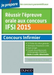 Réussir l'épreuve orale au concours IFSI 2015