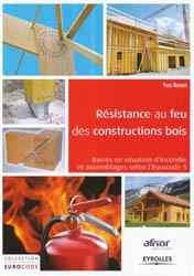 Résistance au feu des constructions bois