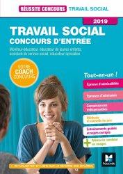 Réussite Concours Travail social Concours d'entrée 2019