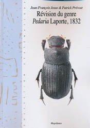 Révision du genre Pedaria Laporte 1832