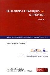 Réflexions et pratiques RH à l'hôpital