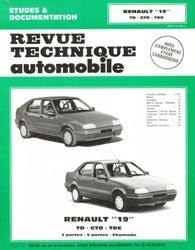 Renault ''19'' TD GTD TDE