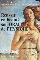 Réussir en beauté son oral de physique