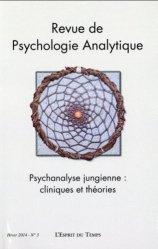Revue de psychologie analytique