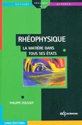 Rhéophysique