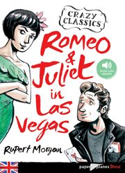 Romeo and Juliet in Las Vegas - Livre + mp3