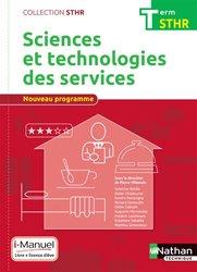 Sciences et technologies des services Tle STHR