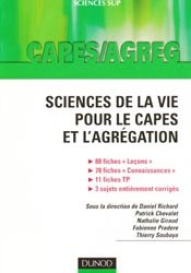 Sciences de la vie pour le Capes et l'Agrégation