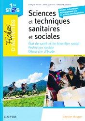Sciences et techniques sanitaires et sociales - 1ere ST2S