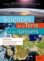 Sciences de la Terre et de l'Univers