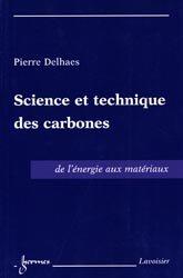 Science et technique des carbones