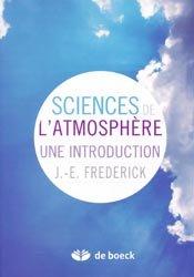 Sciences de l'atmosphère