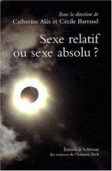Sexe relatif ou sexe absolu ?