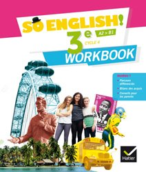 So English! 3e (2017) : Workbook