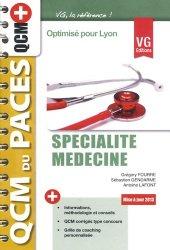 Spécialité médecine ( Lyon)