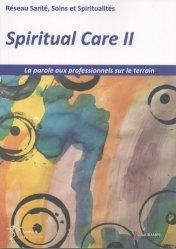 Spiritual care II