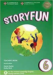 Storyfun 6 - Teacher's Book with Audio
