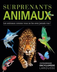 Surprenants animaux