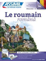 Super Pack - Le Roumain - Rômana - Débutants et Faux-débutants