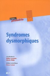Syndromes dysmorphiques