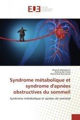 Syndrome métabolique et syndrome d'apnées obstructives du sommeil
