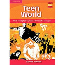 Teen World, Multi-Level photocopiable activities for teenagers