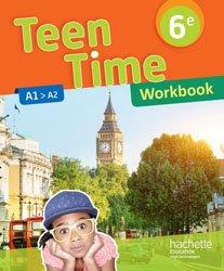TEEN TIME CYCLE 3/6E WORKBOOK