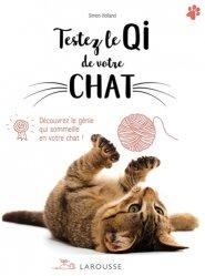 Testez le QI de votre chat