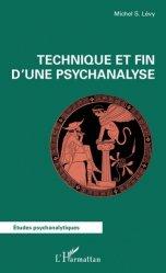 Technique et fin dune psychanalyse