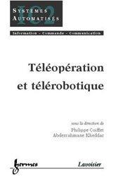 Téléopération et télérobotique
