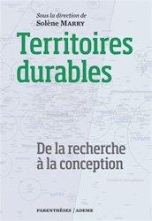 Territoires durables - De la recherche à la conception