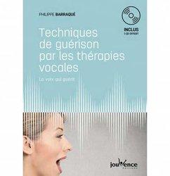 Techniques de guérison par les thérapies vocales