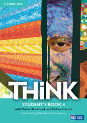 Think Level 4 - Student's Book with Online Workbook and Online Practice