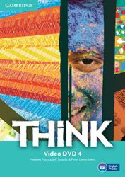 Think Level 4 - Video DVD