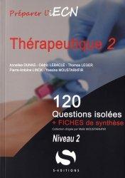 Thérapeutique - Tome 2 Niveau 2